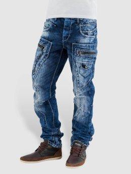 Cipo & Baxx Jean coupe droite Santo bleu