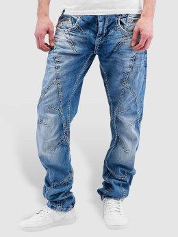 Cipo & Baxx Jean coupe droite Thick And Pride bleu