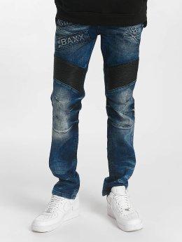 Cipo & Baxx Jean coupe droite Sense bleu