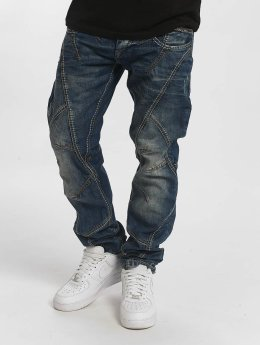 Cipo & Baxx Jean coupe droite Thick And Pride Classic Fit bleu