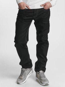 Cipo & Baxx Jeans straight fit Zachary nero