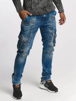 Cipo & Baxx Loose Fit Jeans Jack blau