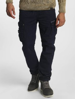 Cipo & Baxx Pantalon chino William bleu