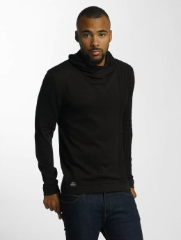 Cipo & Baxx Pullover Soel schwarz