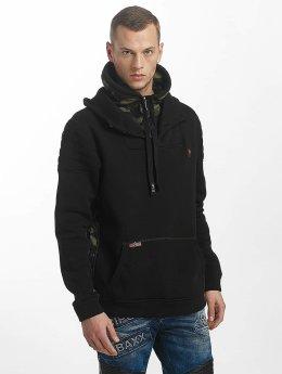 Cipo & Baxx Pullover Alfie schwarz