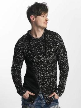 Cipo & Baxx Pullover Harvey  schwarz