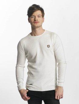 Cipo & Baxx Pullover Louis weiß