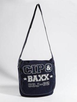 Cipo & Baxx Sac Denim bleu