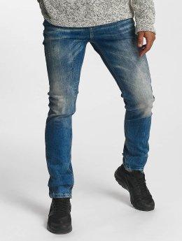Cipo & Baxx Slim Fit Jeans Hug  синий