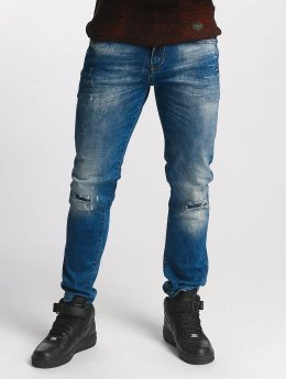 Cipo & Baxx Slim Fit Jeans Jamie  blå