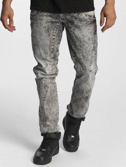 Cipo & Baxx Slim Fit Jeans Sergio grau