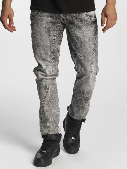 Cipo & Baxx Slim Fit Jeans Sergio grey