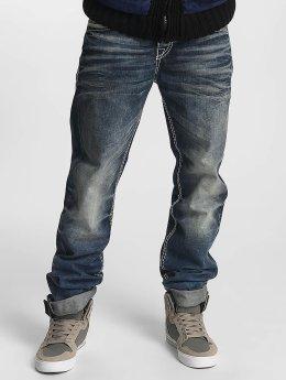 Cipo & Baxx Straight Fit Jeans Damian blau