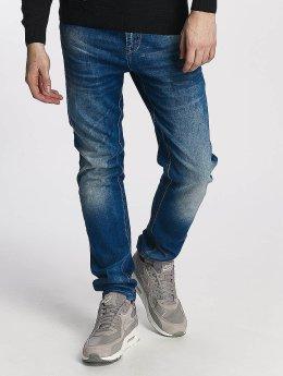 Cipo & Baxx Premium Straight Fit Jeans Blue