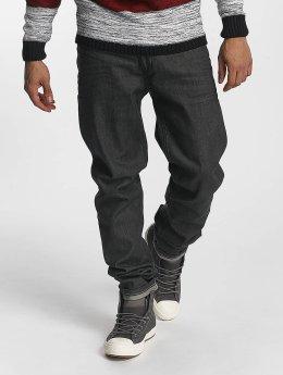 Cipo & Baxx Straight Fit Jeans Mick grå