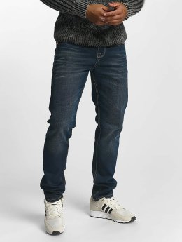 Cipo & Baxx Straight Fit Jeans Jacob modrý