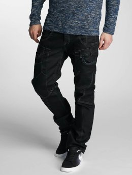 Cipo & Baxx Straight Fit Jeans Dalvik sort