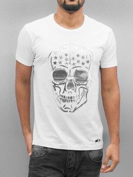 Cipo & Baxx T-skjorter Lismore hvit