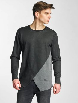 Cipo & Baxx trui Kanzi zwart