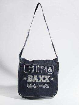 Cipo & Baxx Väska Denim blå
