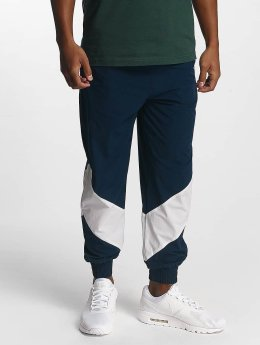 Cleptomanicx Jogginghose Sport blau