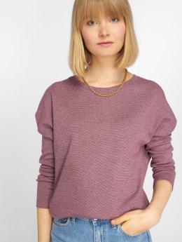 Cleptomanicx Pullover Henni violet