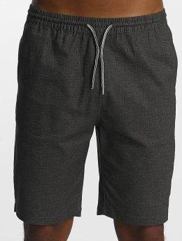 Cleptomanicx Shorts Hemp Jam grau