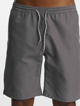 Cleptomanicx Shorts Jam 3 grau