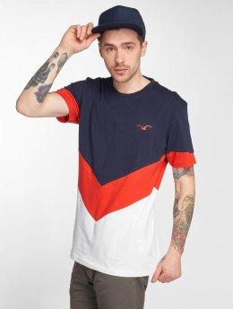 Cleptomanicx T-Shirt Downer blau