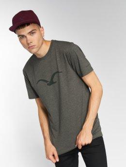 Cleptomanicx T-Shirt Mowe Tonal olive