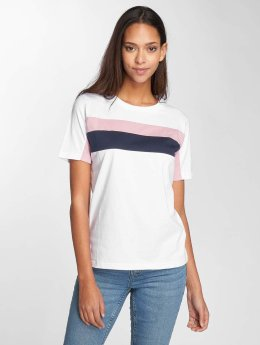 Cleptomanicx T-Shirt Block rosa