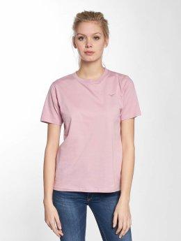 Cleptomanicx T-Shirt Ligull Basic rosa
