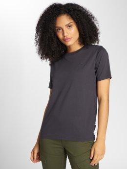 Cleptomanicx T-Shirt Ligull schwarz
