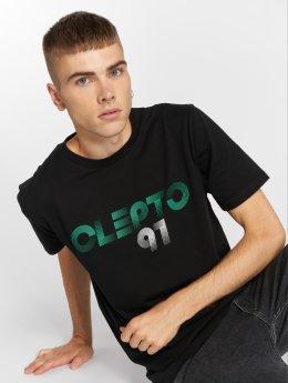 Cleptomanicx T-Shirt Fly schwarz