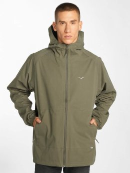 Cleptomanicx Übergangsjacke Nord West olive