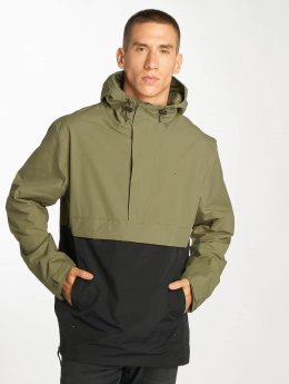 Cleptomanicx Übergangsjacke City Hooded Summer  schwarz