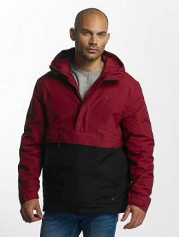 Cleptomanicx Winterjacke City  rot