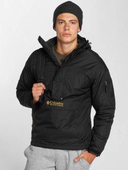 Columbia Зимняя куртка Challenger черный