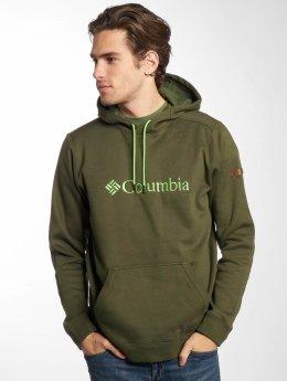 Columbia Hoodie CSC Basic Logo II olive