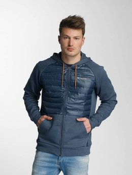 Columbia Sweat capuche zippé Northern Comfort bleu