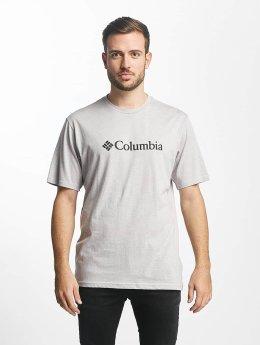 Columbia t-shirt CSC Basic Logo grijs