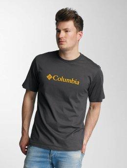 Columbia T-Shirt CSC Basic Logo gris