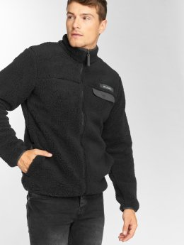 Columbia Übergangsjacke Mountain Side Heavyweight schwarz