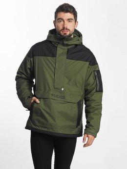 Columbia Winter Jacket Challenger green