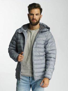 Columbia winterjas Powder Lite Hooded grijs