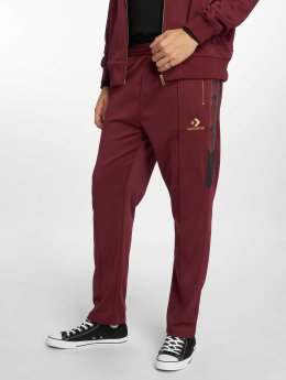 Converse Спортивные брюки Luxe Star Chevron красный