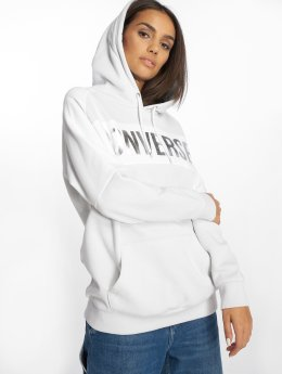 Converse Hoody Metallic weiß