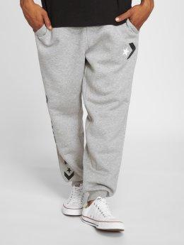 Converse Pantalón deportivo Chevron Graphic gris