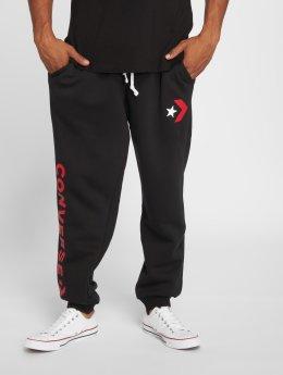 Converse Pantalón deportivo Chevron Graphic negro