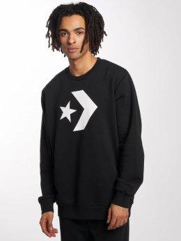 Converse Pullover Star Chevron schwarz